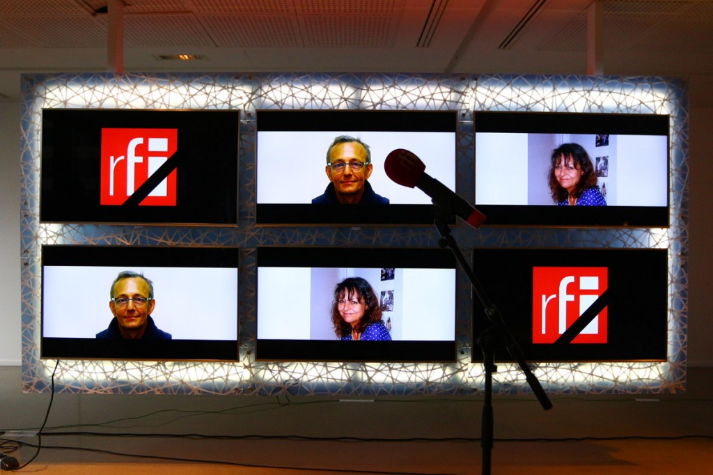 Ghislaine Dupont et Claude Verlon, deux journalistes de la RFI assassinés un 2 novembre 2013